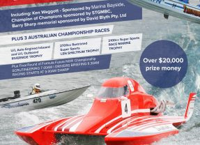 Speedboat Spectacular this weekend