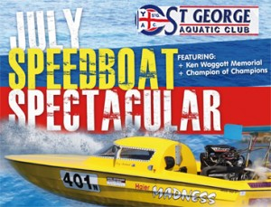 july speedboat spectacular