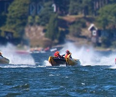 Thundercat Racing Approved at St. George Power Boat Club
